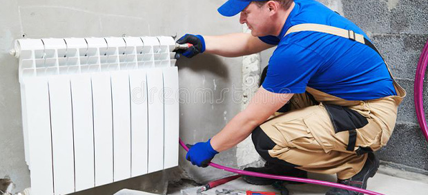 Heating installations Kensington